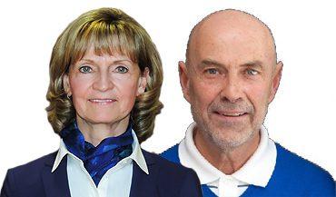 Rosemary Kelleher-MacLennan & Murray MacLennan